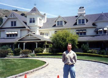 Zack at Skywalker Ranch