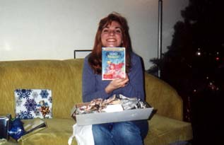 Anne with Little Mermaid DVD