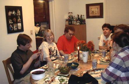 John, Vera, Aaron, and Steve