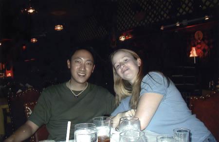 Jae and Caroline