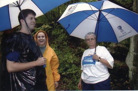 Reid, Merri, and Pat