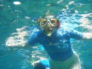 snorkelanne