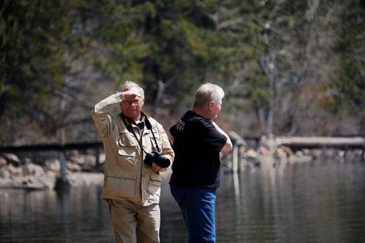 Mom and Dad at Donner Lake