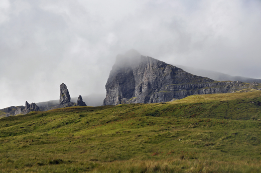 Storr and the Old Man