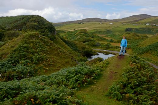 Anne at Fairy Glen