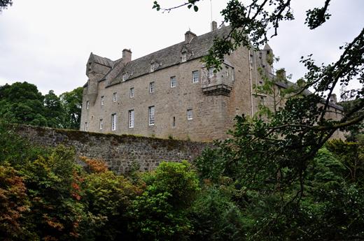 the Big Wood at Cawdor Castle