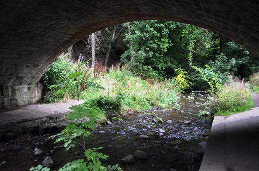 Fairy Glen trail