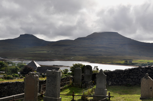 cemetery near Dunvegan