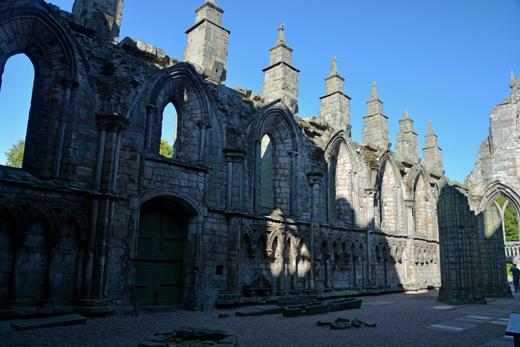 Holyrood Abbey