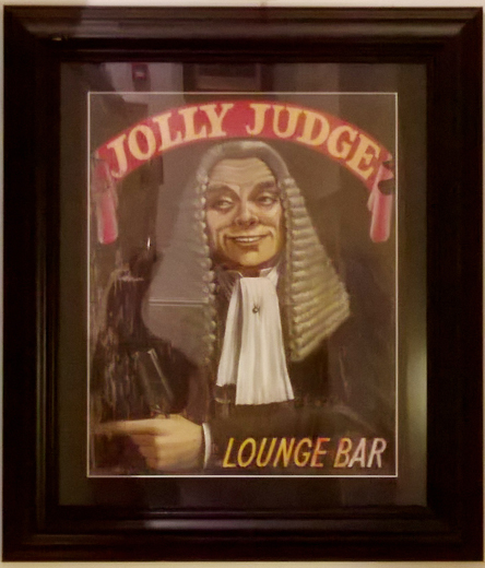 The Jolly Judge