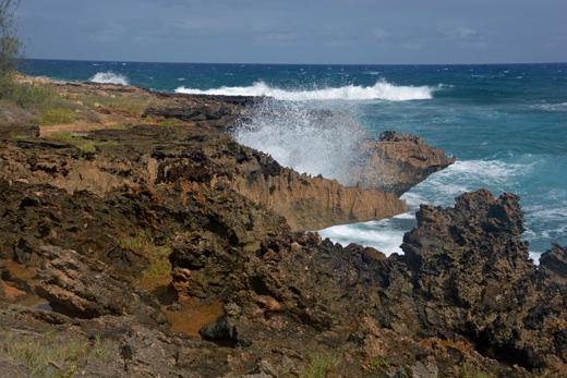 Mahaulepu coast