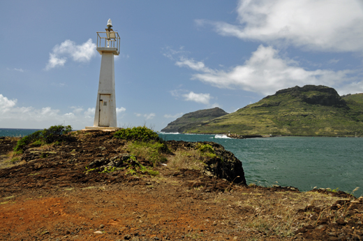Kuki'i Point Lighthouse