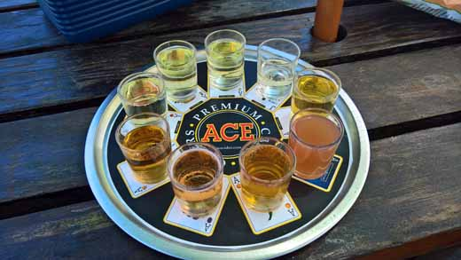 Flight of Ace cider
